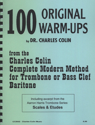 Colin Charles: 100 Original Warm-Ups