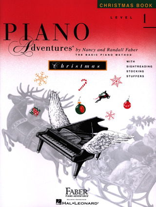 Piano Adventures 1 – Christmas