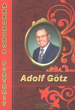 Adolf Götz: Akkordeon Portrait
