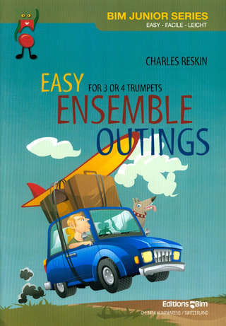Charles Reskin: Easy Ensemble Outings