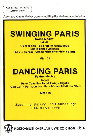 Swinging Paris und Dancing Paris
