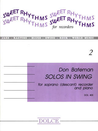 Bateman Don: Solos In Swing 2