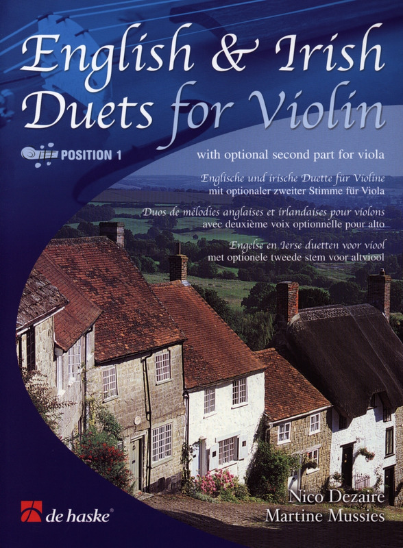 English and Irish Duets for violin