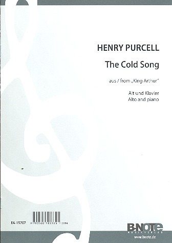 Henry Purcell: What Power art Thou