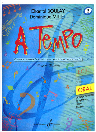 Boulay Chantal + Millet Dominique: A Tempo 2 - Oral