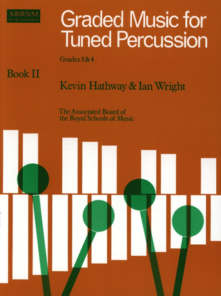 Kevin Hathway et al.: Graded Music for Tuned Percussion II