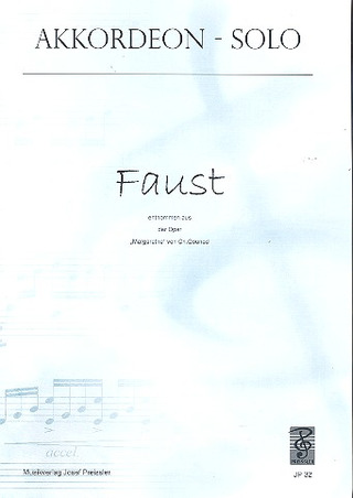 Charles Gounod: Faust-Walzer