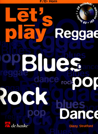 Stratford D.: Let's Play Reggae Blues Pop Rock Dance