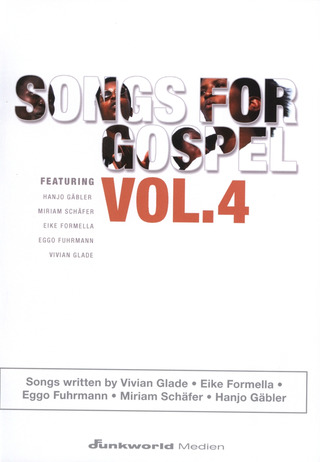 Hanjo Gäbler et al.: Songs for Gospel 4