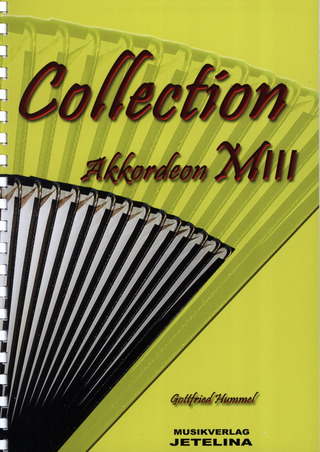 Gottfried Hummel: Collection Akkordeon M 3