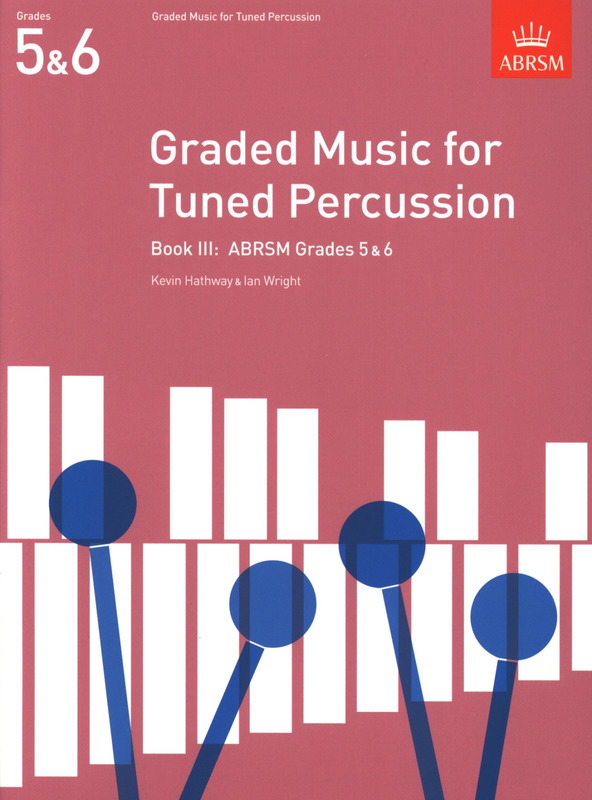 Kevin Hathway et al.: Graded Music for Tuned Percussion III