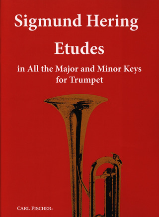 Sigmund Hering: Etudes In All The Major And Minor Keys