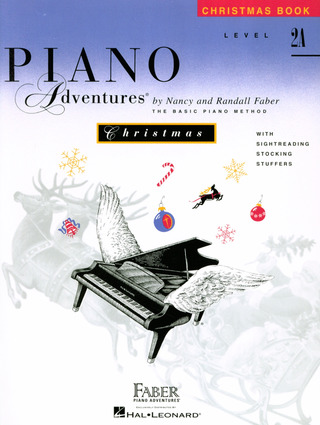 Piano Adventures 2A – Christmas