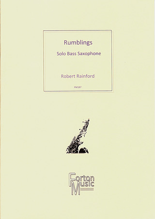 Robert Rainford: Rumblings
