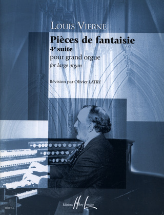 Louis Vierne: Pieces De Fantasie Op 55 - Suite 4