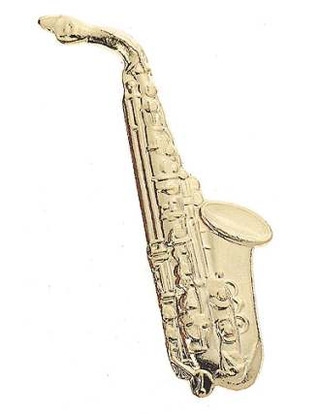 Mini Pin: Alto Sax
