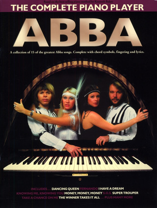 ABBA: The Complete Piano Player Abba Pvg