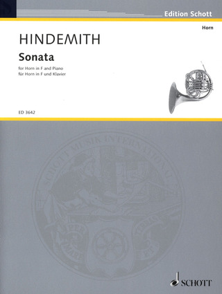 Paul Hindemith: Sonate (1939)