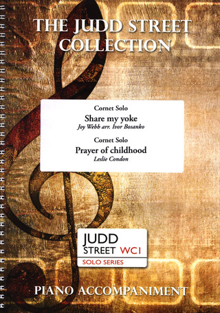Joy Webb et al.: Share My Yoke / Prayer of Childhood