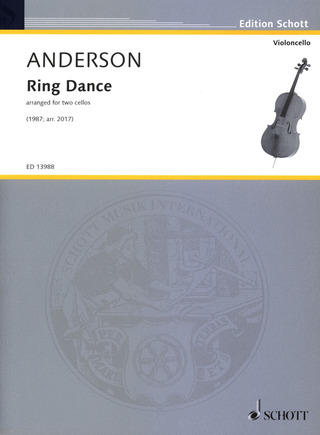 Julian Anderson: Ring Dance