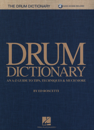 Ed Roscetti: Drum Dictionary