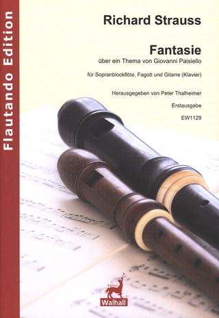 Richard Strauss: Fantasie