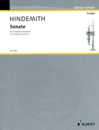 Paul Hindemith: Sonate