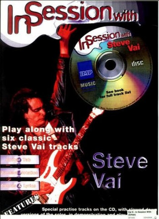 Steve Vai: In Session With