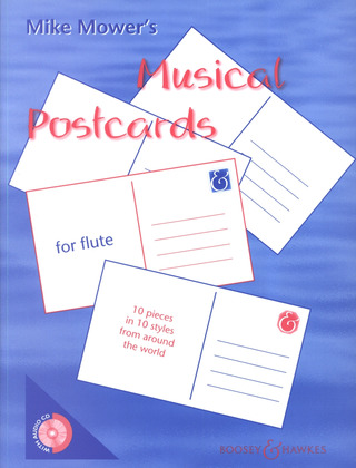 Mike Mower: Musical Postcards