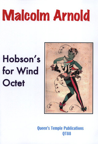 Malcolm Arnold: Hobson's For Wind Octet