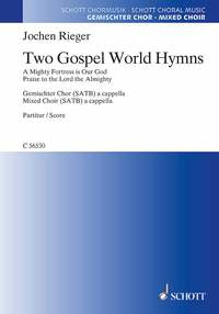 Two Gospel World Hymns