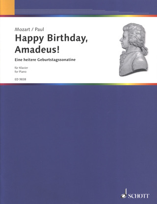 Paul, Dietrich: Happy Birthday, Amadeus! G-Dur (2004)