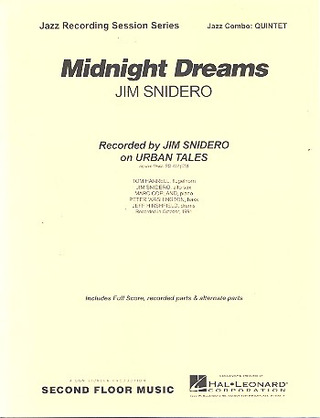 Jim Snidero: Midnight Dreams