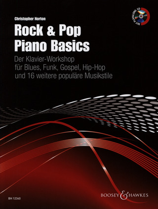 Christopher Norton: Rock & Pop Piano Basics