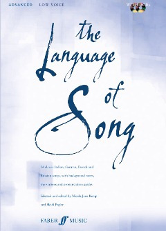 The Language of Song – Advanced