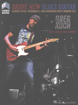 Greg Koch: Brave New Blues Guitar