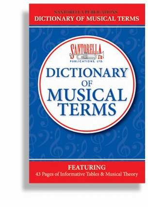 Dictionary of Music Terms