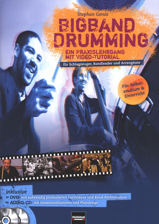 Stephan Genze: Bigband Drumming