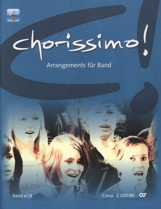 Chorissimo. Arrangements für Band 2