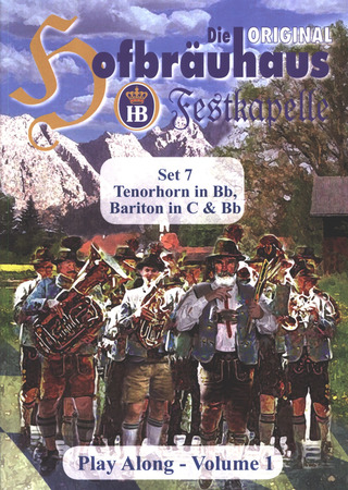 Die Original Hofbräuhaus Festkapelle m fl.: Play along 1