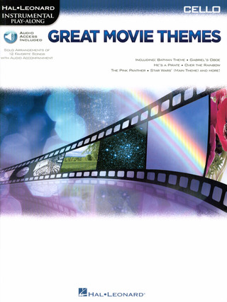 Great Movie Themes – Cello