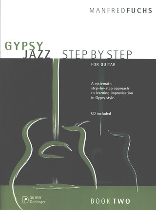 Manfred Fuchs: Gypsy Jazz – Step by Step 2