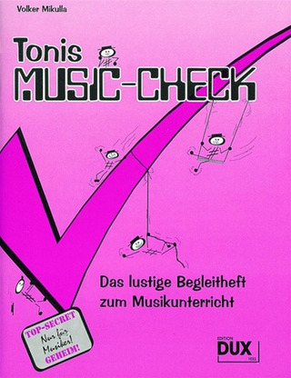 Mikulla Volker: Tonis Music Check