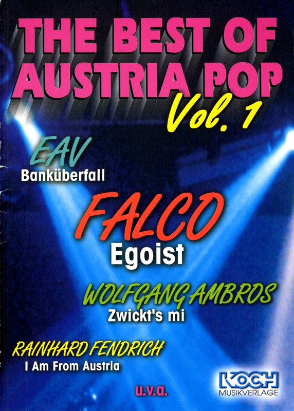 The Best of Austria Pop 1