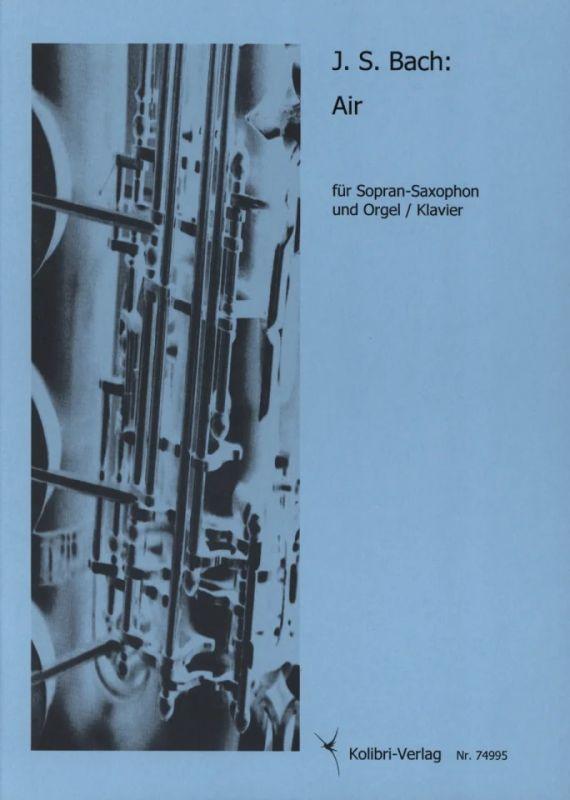 Air Von Bach Orgel