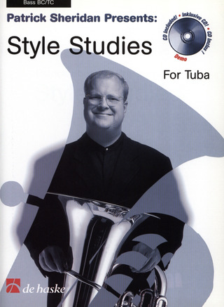 Patrick Sheridan: Style Studies for Tuba in B (BC/TC)