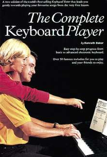 Kenneth Baker: The Complete Keyboard Player