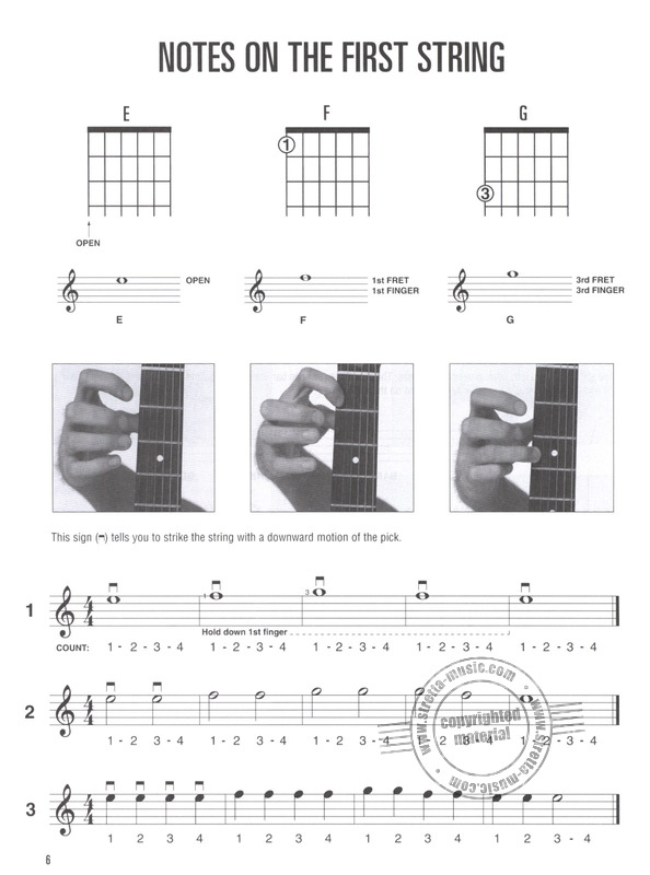 Will Schmid et al.: Guitar Method 1 (1)