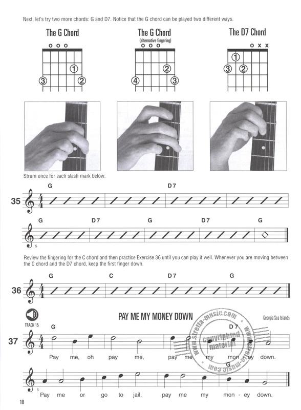 Will Schmid et al.: Guitar Method 1 (3)