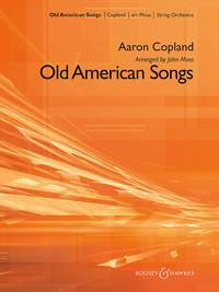 Aaron Copland: Old American Songs